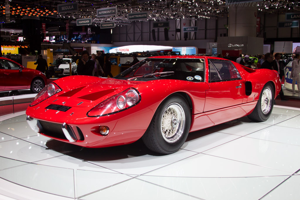 Ford GT40 Mk III - Chassis: M3/1107   - 2015 Geneva International Motor Show