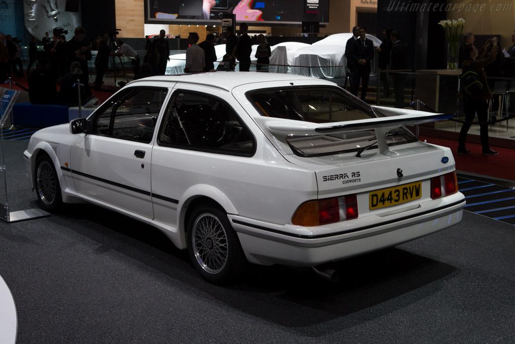 Ford Sierra Cosworth   - 2015 Geneva International Motor Show