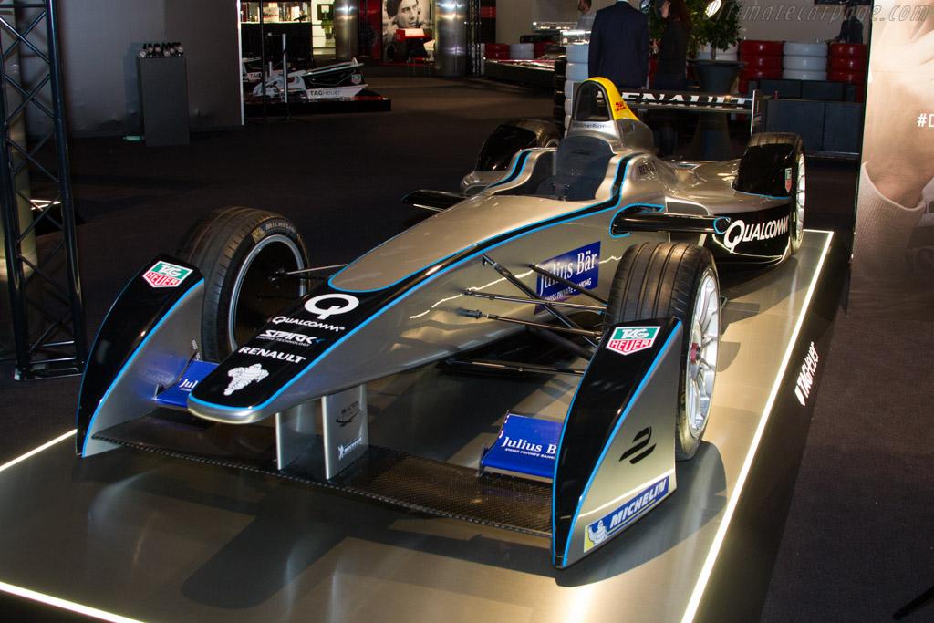 Formula E    - 2015 Geneva International Motor Show