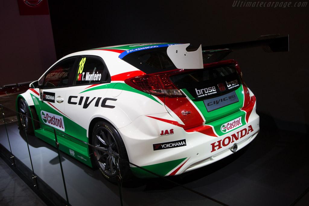 Honda Civic WTCC    - 2015 Geneva International Motor Show