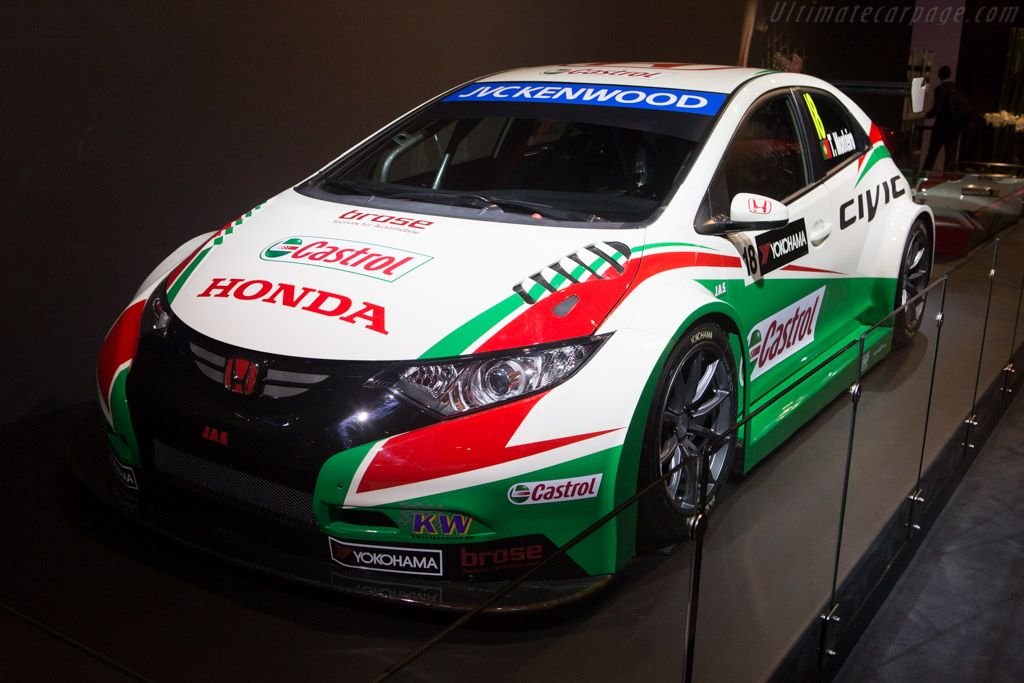 Honda Civic WTCC    - 2015 Geneva International Motor Show