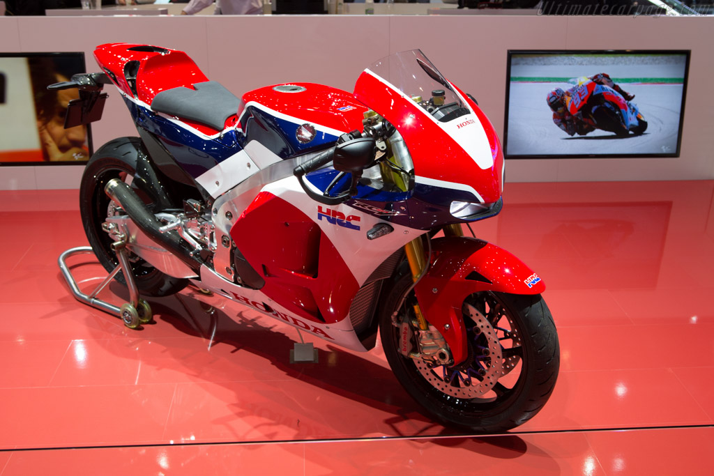 Honda NSR    - 2015 Geneva International Motor Show
