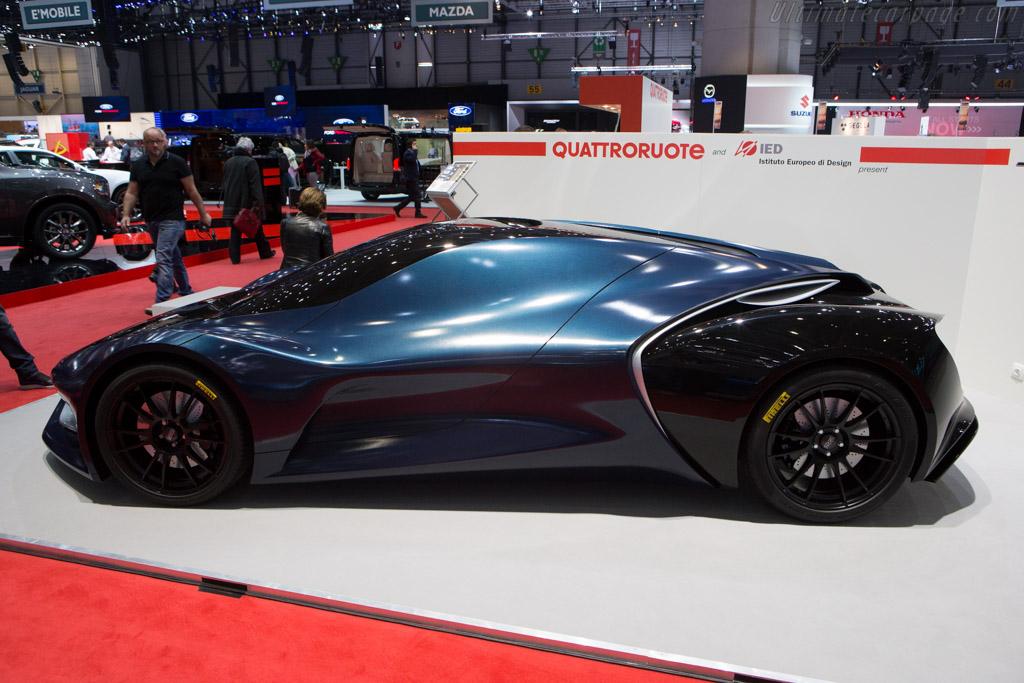IED Syrma    - 2015 Geneva International Motor Show
