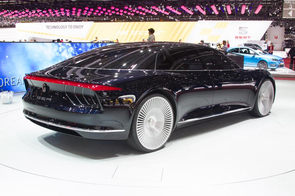 Italdesign Giugiaro GEA    - 2015 Geneva International Motor Show