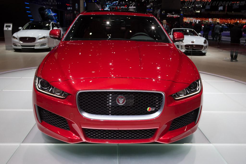 Jaguar XE S    - 2015 Geneva International Motor Show