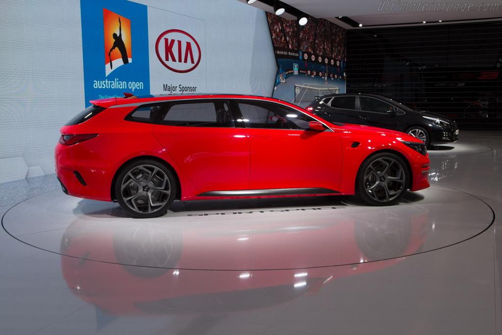 Kia Sportspace Concept    - 2015 Geneva International Motor Show