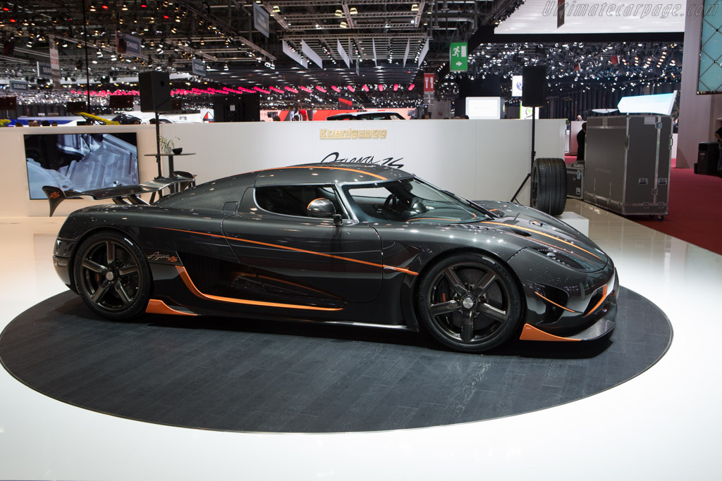 Koenigsegg Agera RS - Chassis: 7115   - 2015 Geneva International Motor Show