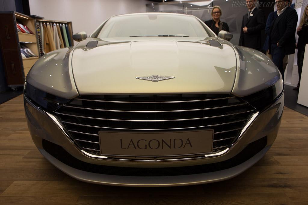 Lagonda Taraf    - 2015 Geneva International Motor Show