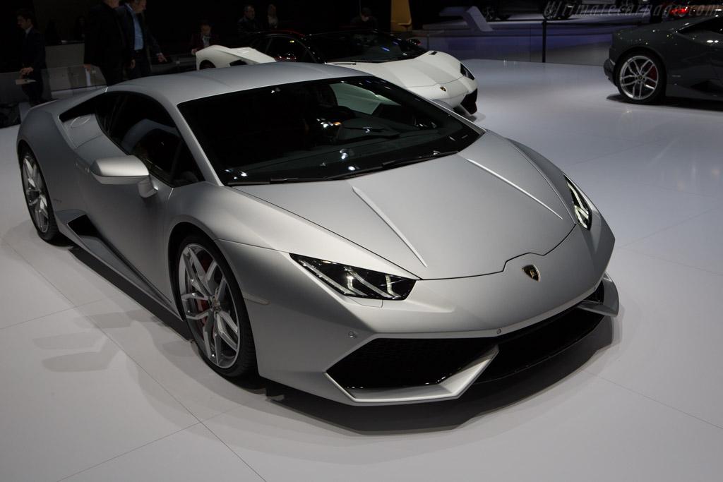 Lamborghini Huracan    - 2015 Geneva International Motor Show