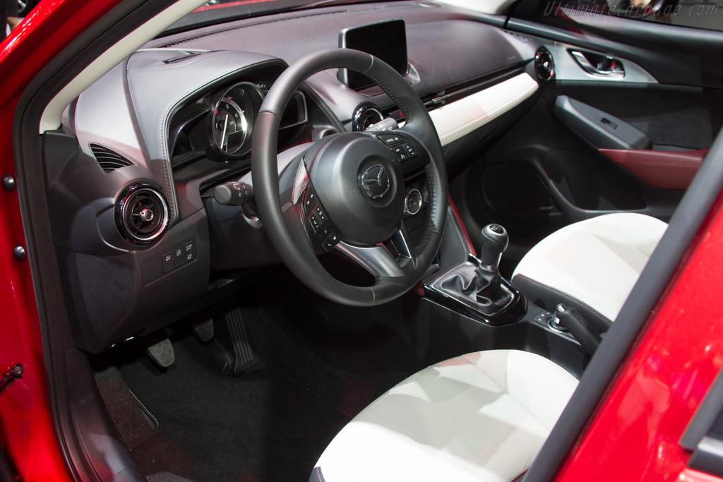 Mazda CX-3    - 2015 Geneva International Motor Show