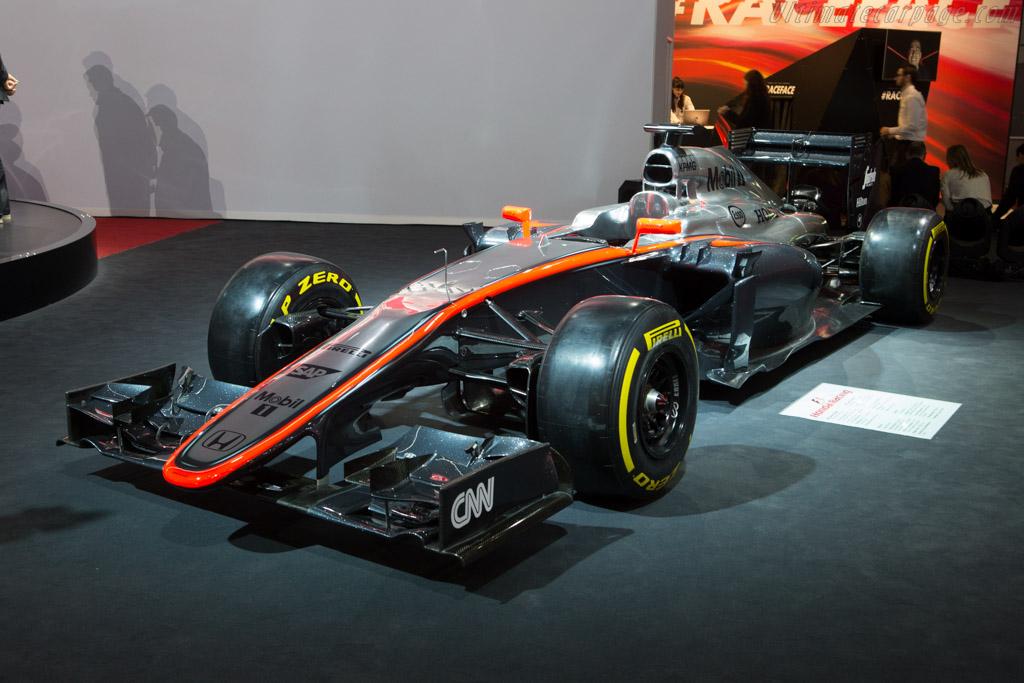 McLaren MP4/30 Honda    - 2015 Geneva International Motor Show