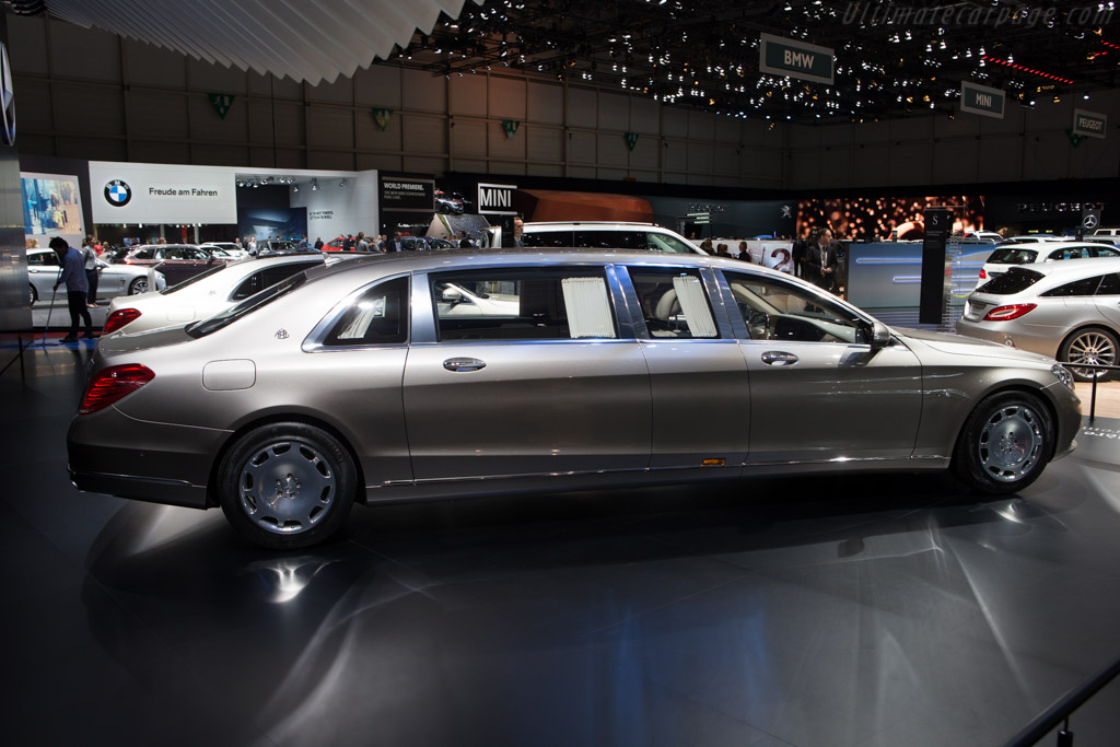 2018 Mercedes Pullman New Car Release Date And Review