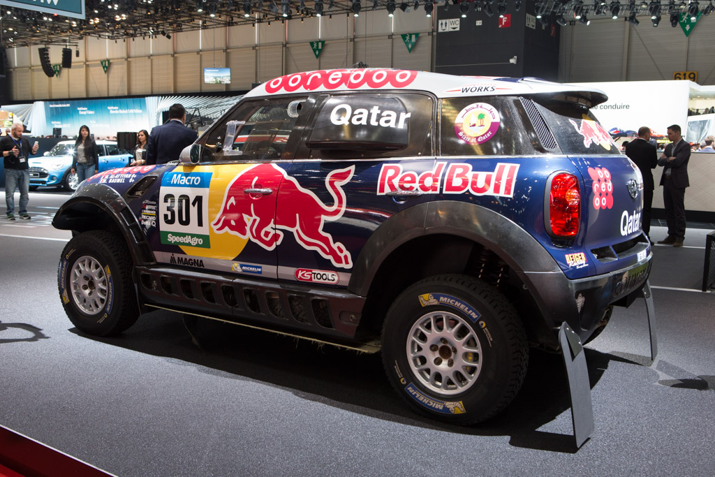 Mini All4    - 2015 Geneva International Motor Show