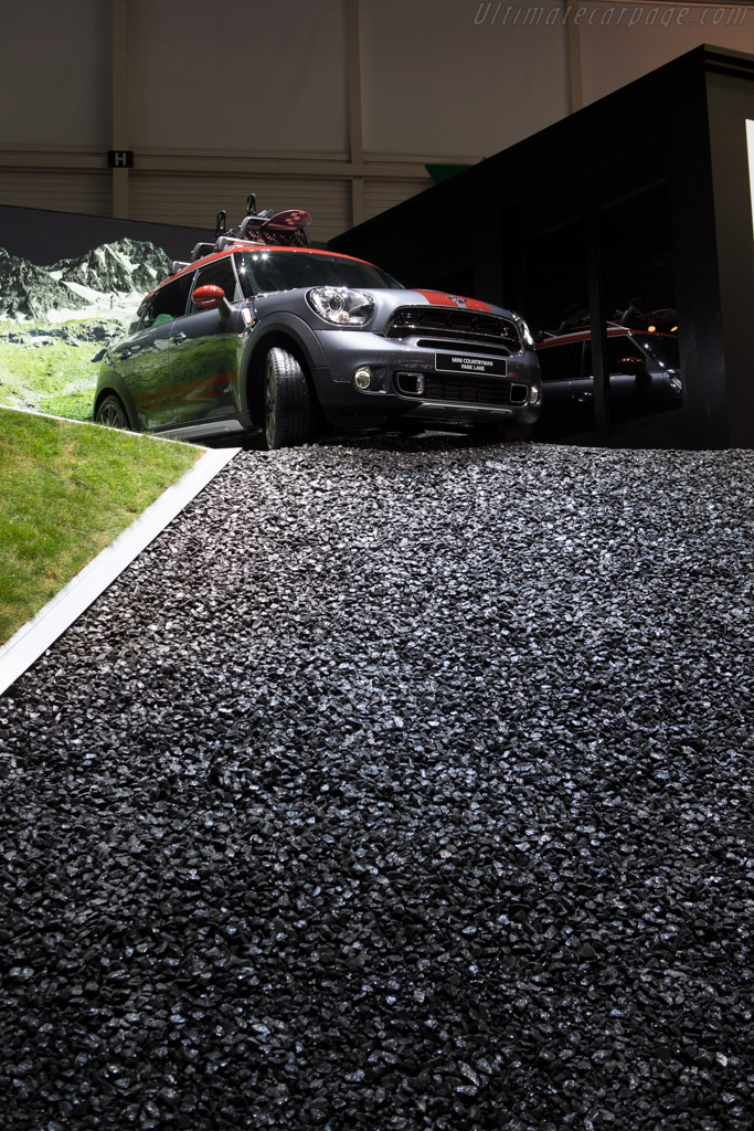 Mini Clubman Park Lane    - 2015 Geneva International Motor Show