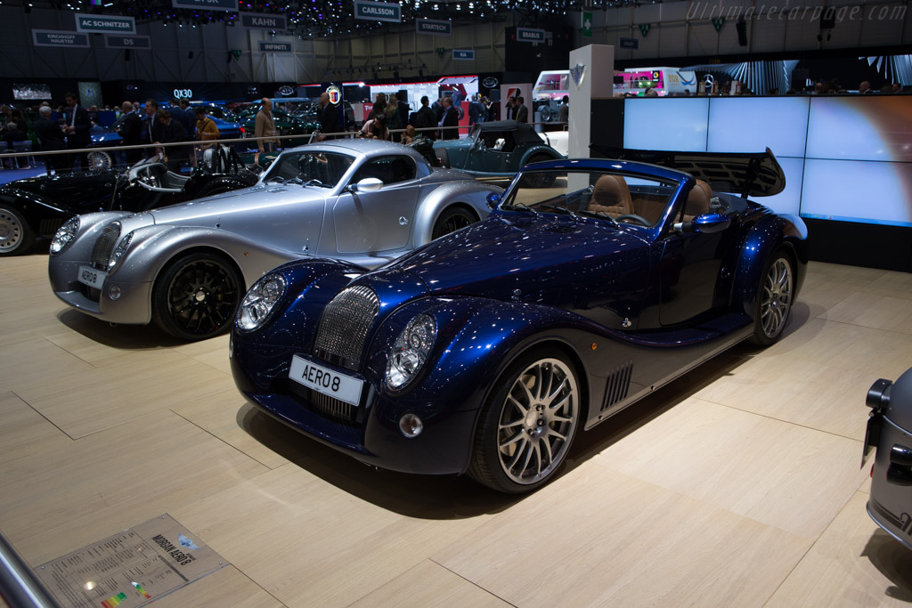 Morgan Aero 8    - 2015 Geneva International Motor Show