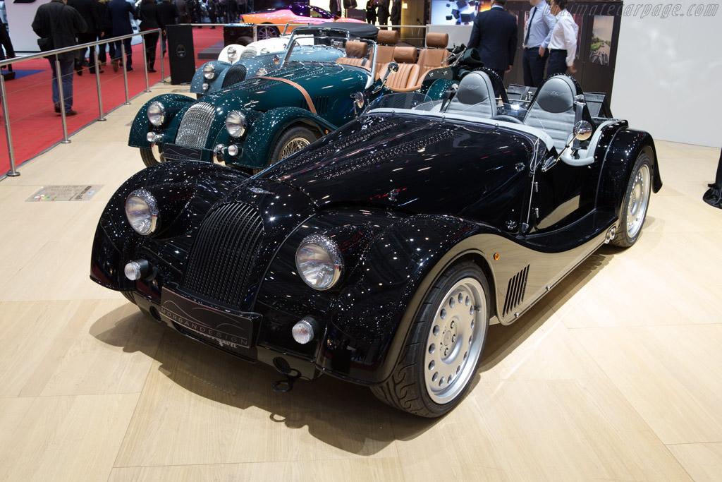 Morgan Plus 8    - 2015 Geneva International Motor Show