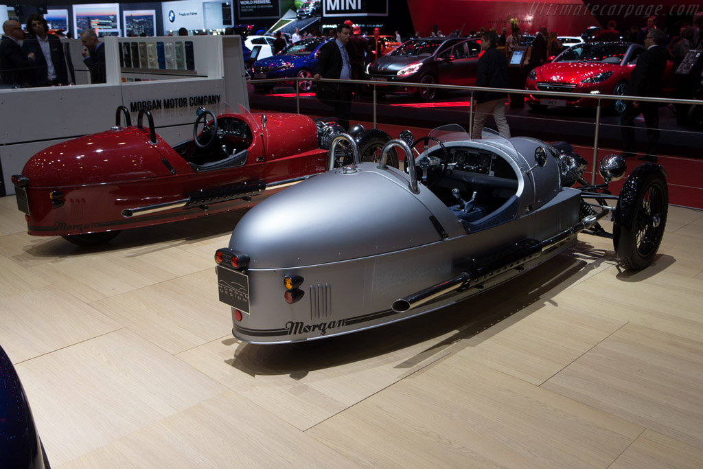 Morgan Three Wheeler    - 2015 Geneva International Motor Show