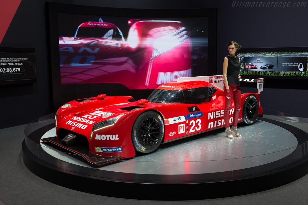 Nissan GT-R Nismo LM    - 2015 Geneva International Motor Show