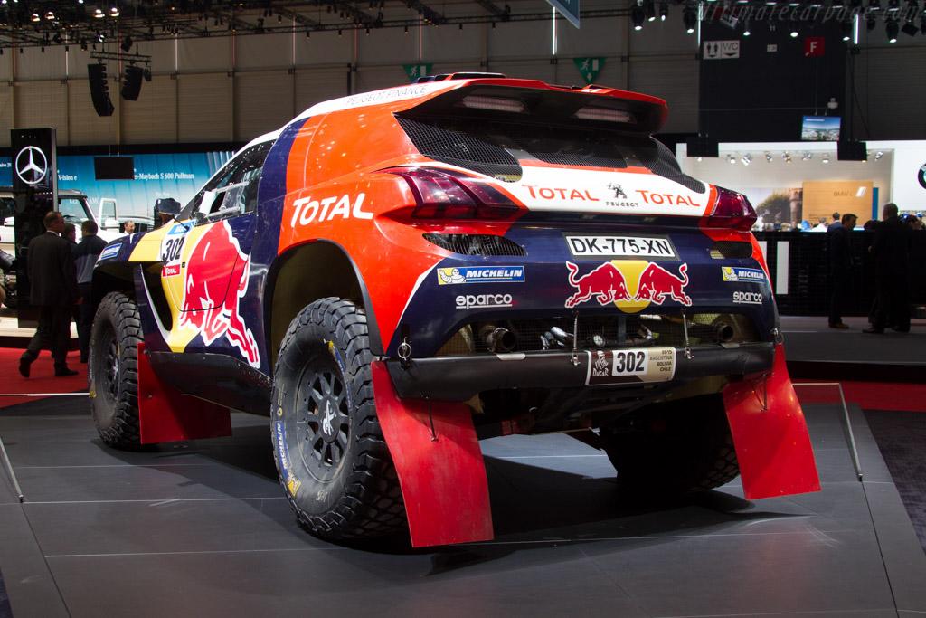 Peugeot 2008 DKR    - 2015 Geneva International Motor Show