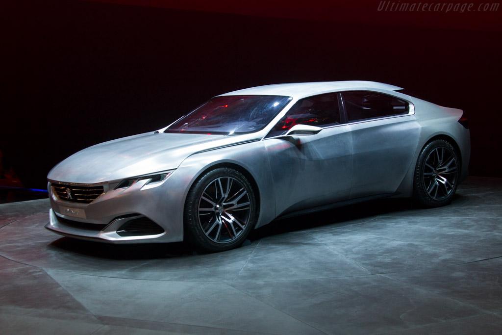 Peugeot Exalt Concept    - 2015 Geneva International Motor Show