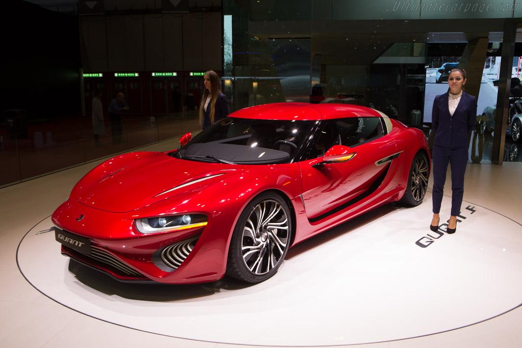 Quant E    - 2015 Geneva International Motor Show