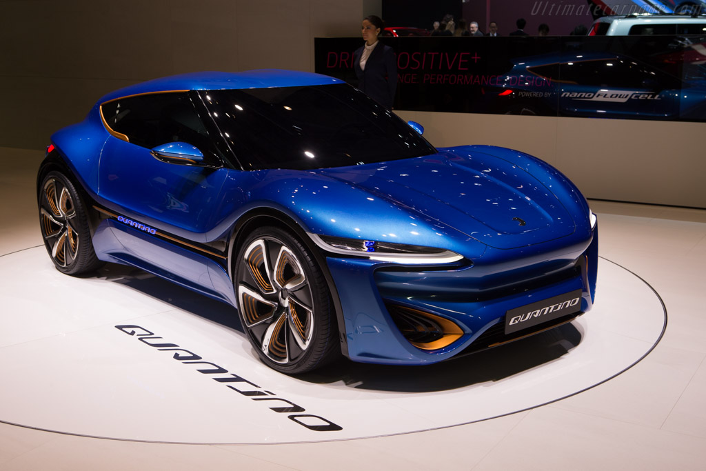 Quantino    - 2015 Geneva International Motor Show