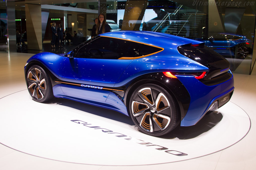Quantino    - 2015 Geneva International Motor Show