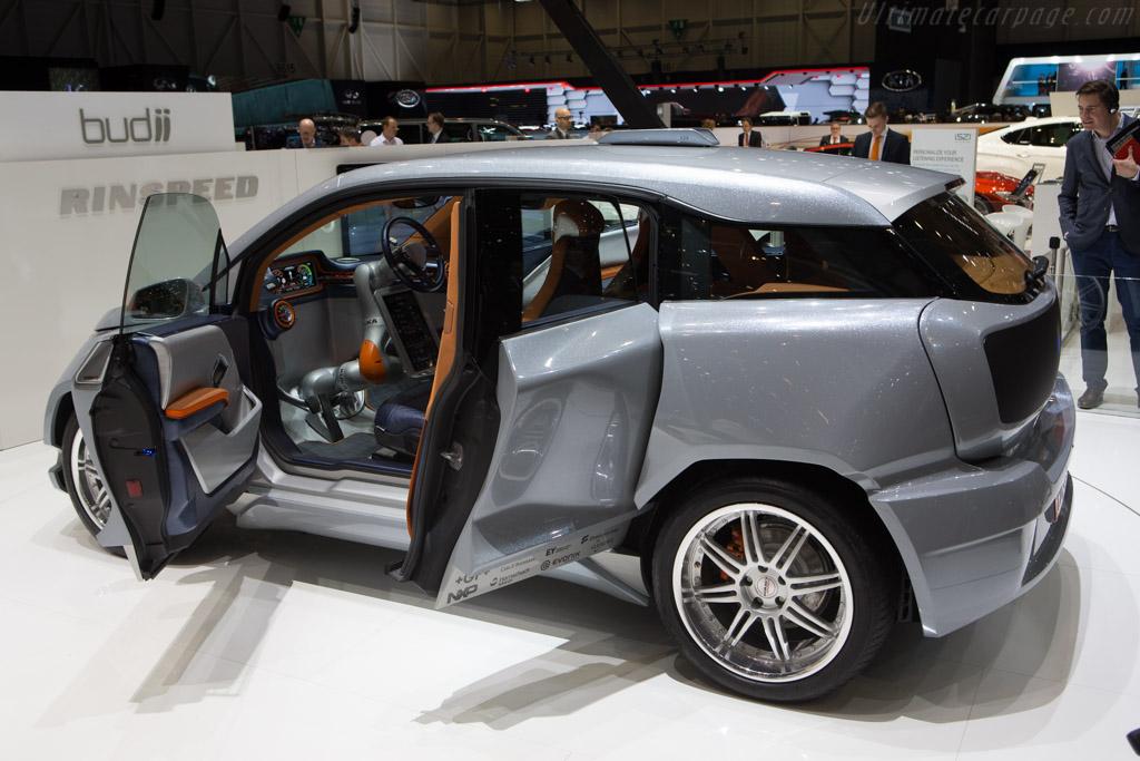 Rinspeed Budii    - 2015 Geneva International Motor Show