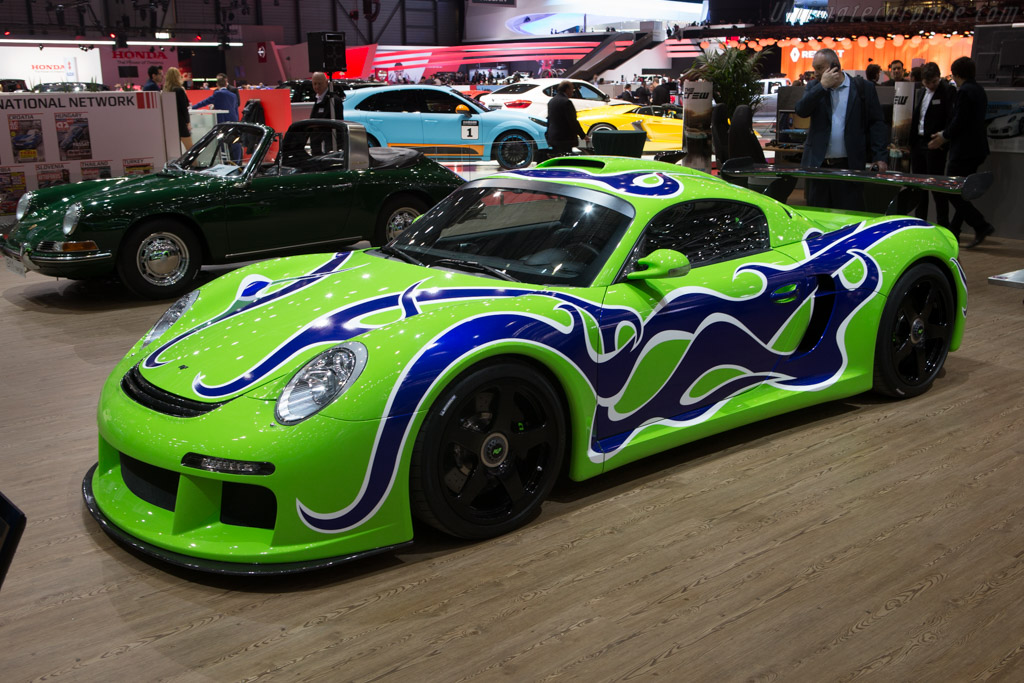 Ruf CTR3    - 2015 Geneva International Motor Show
