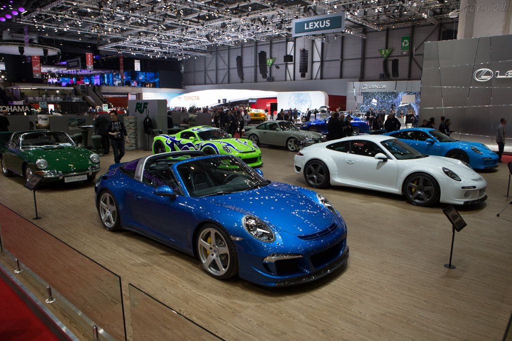 Ruf Turbo Florio    - 2015 Geneva International Motor Show