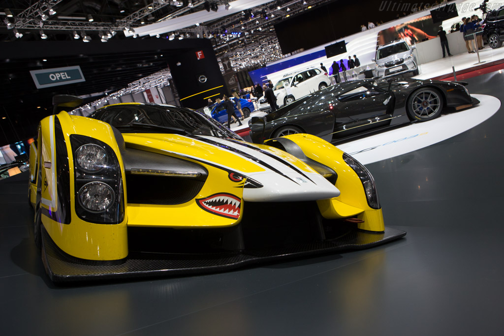 SCG 003C - Chassis: 002   - 2015 Geneva International Motor Show