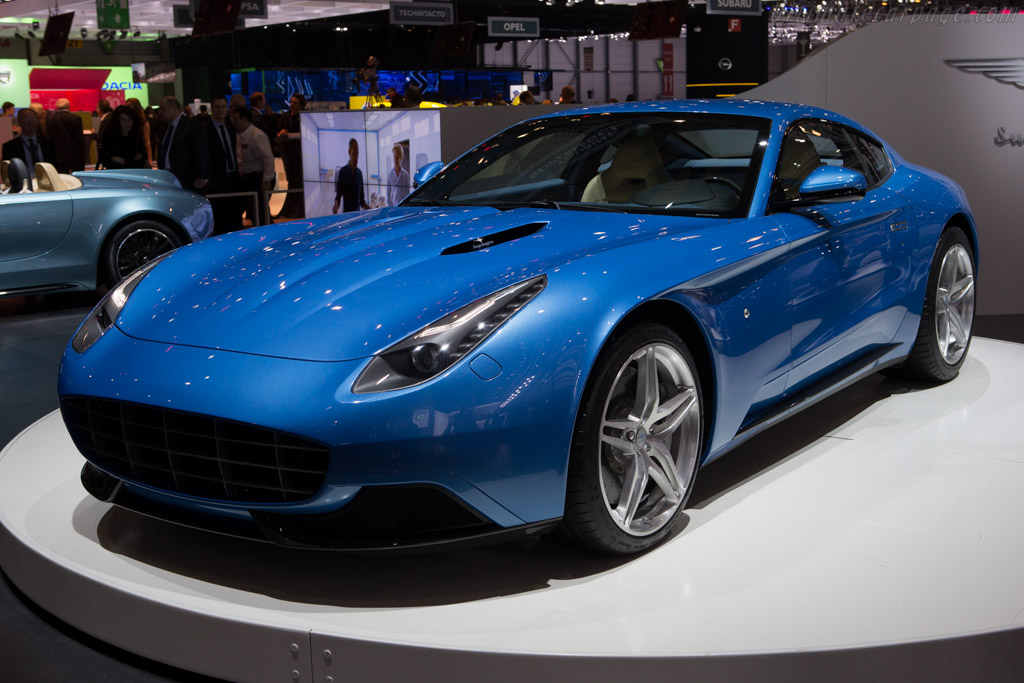 Touring Berlinetta Lusso - Chassis: 194095   - 2015 Geneva International Motor Show