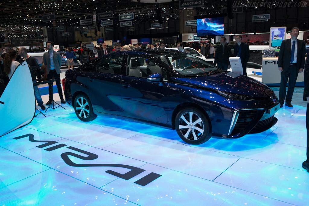 Toyota Mirai    - 2015 Geneva International Motor Show