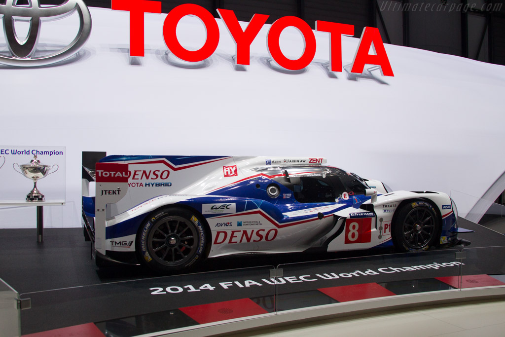 Toyota TS040    - 2015 Geneva International Motor Show