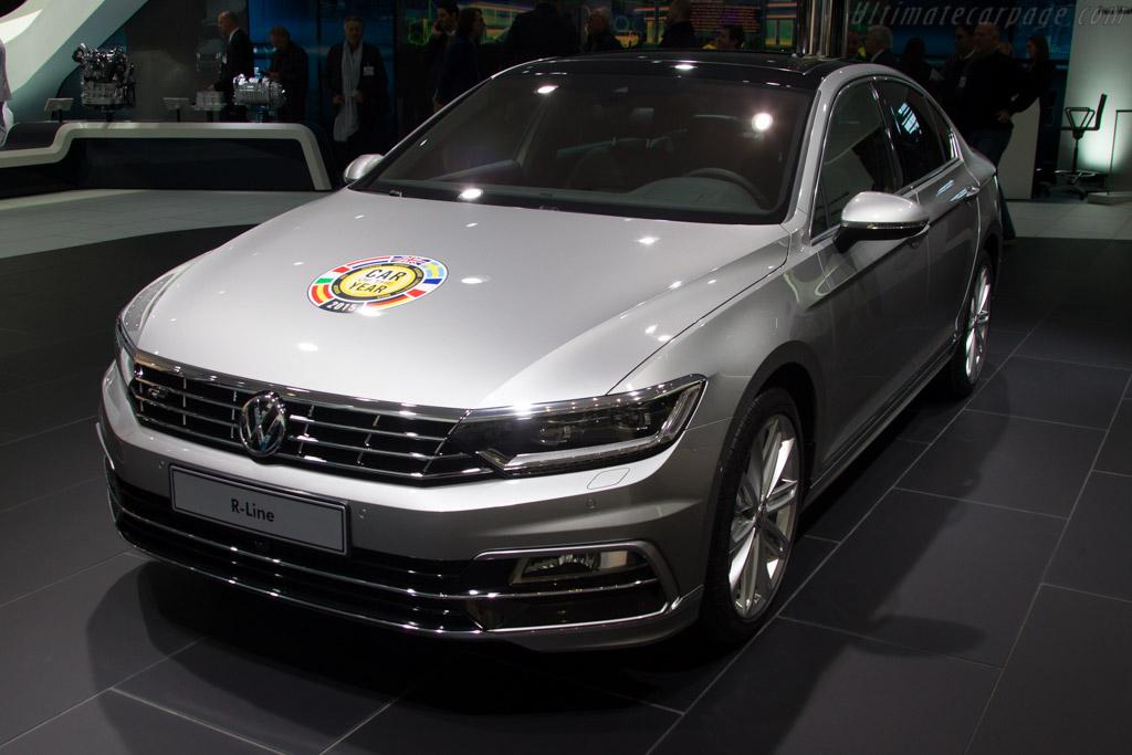 Volkswagen Passat    - 2015 Geneva International Motor Show