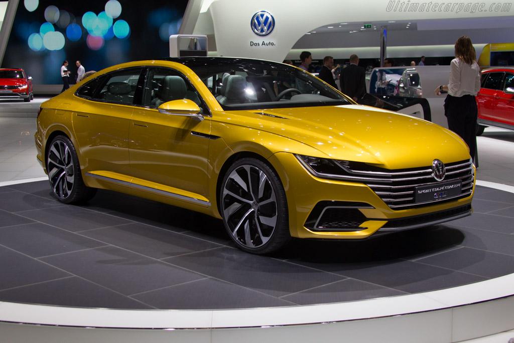 Volkswagen Sport Coupe Concept GTE    - 2015 Geneva International Motor Show