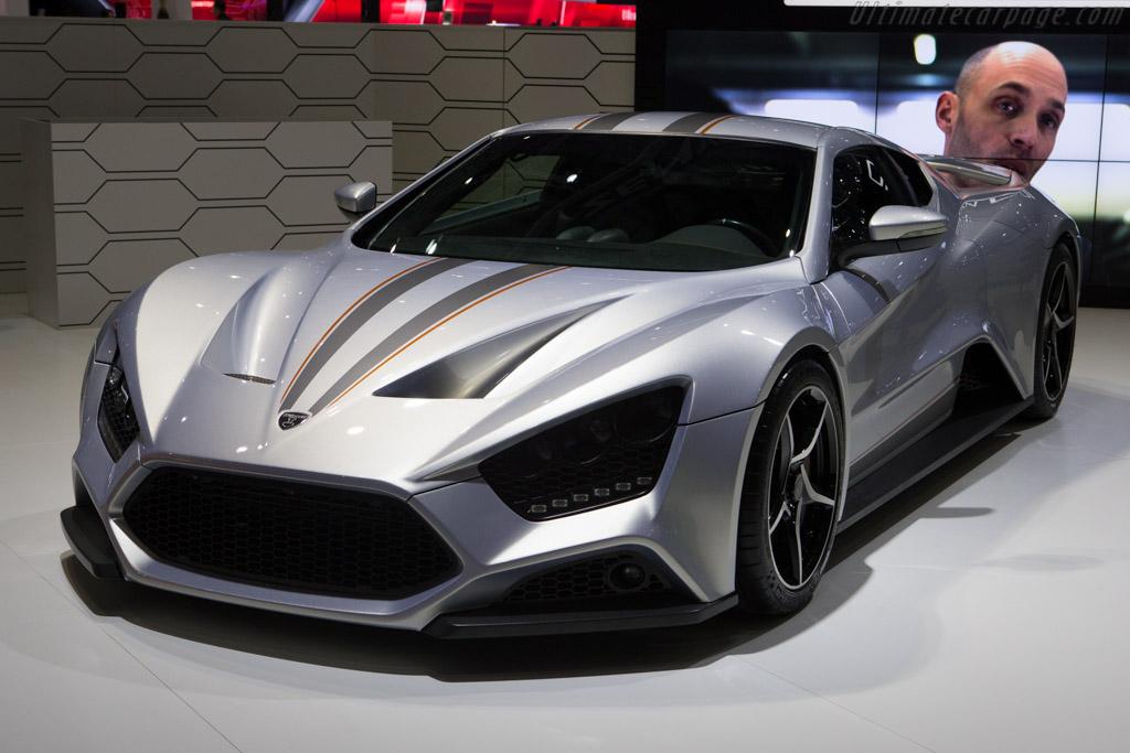 Zenvo ST1    - 2015 Geneva International Motor Show