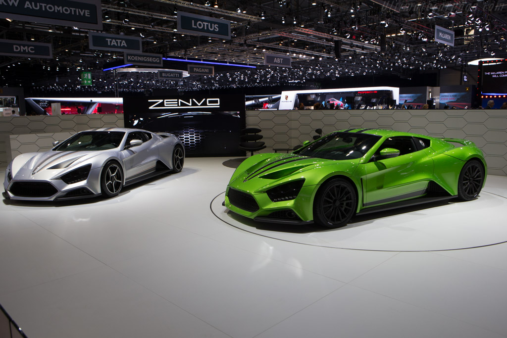 Zenvo ST1    - 2015 Geneva International Motor Show