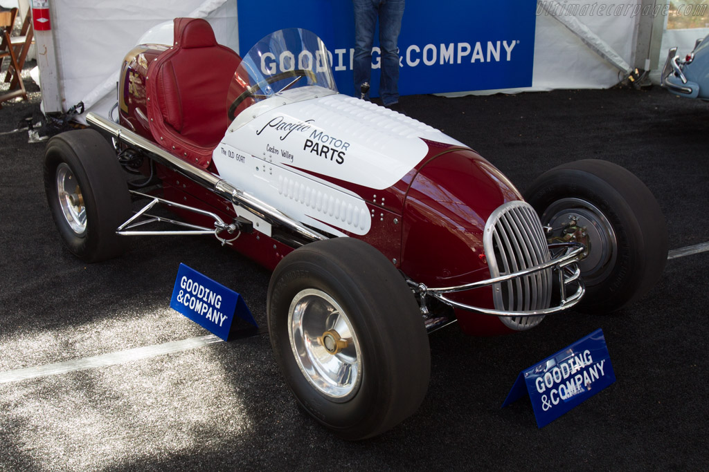 Kurtis Kraft Midget Racer
