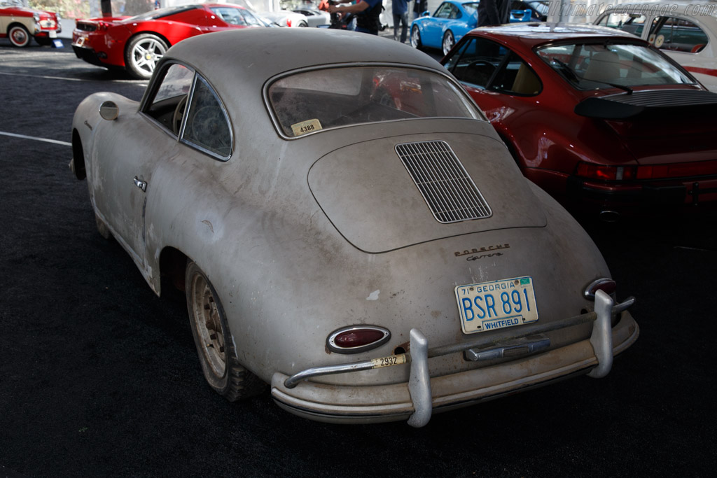 Porsche 356 A 1500 GS Carrera Coupe