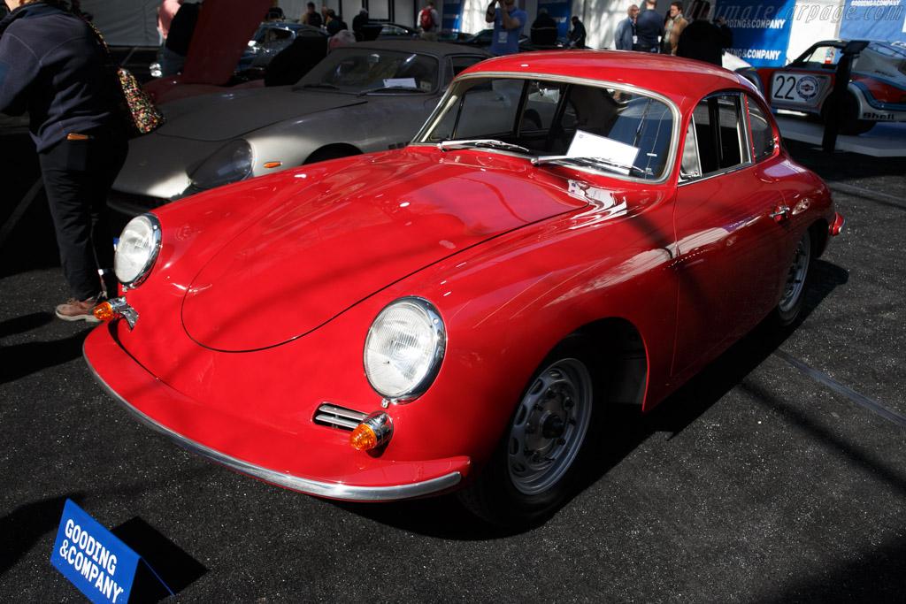Porsche 356 B 1600 GS/GT Carrera Coupe