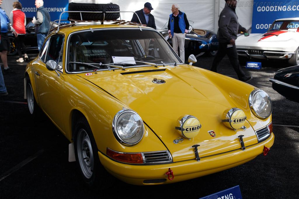 Porsche 911 S Rally