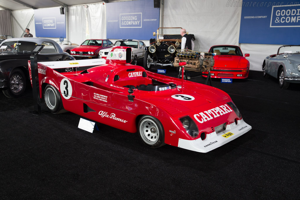 Alfa Romeo 33/TT/12 - Chassis: AR 11512-010   - 2017 Monterey Auctions
