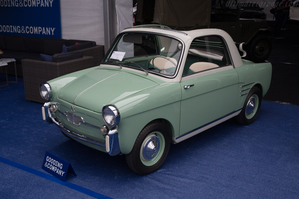 Autobianchi Bianchina Trasformabile Special - Chassis: 110B.016926   - 2017 Monterey Auctions