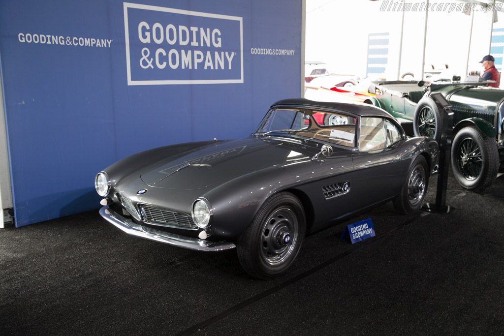 BMW 507 - Chassis: 70081   - 2017 Monterey Auctions