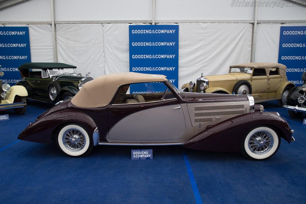 Bugatti Type 57 C Letourneur et Marchand Cabriolet - Chassis: 57841   - 2017 Monterey Auctions