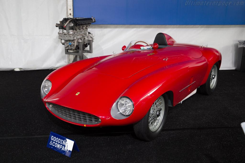 Ferrari 500 Mondial Scaglietti Spyder - Chassis: 0468MD   - 2017 Monterey Auctions