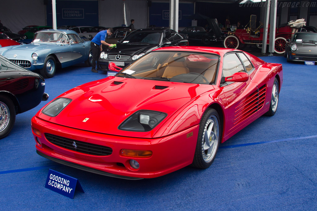 Ferrari F512 M - Chassis: 101379   - 2017 Monterey Auctions