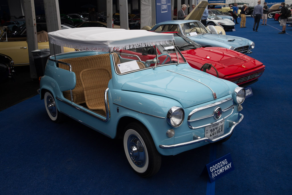 Fiat 600 Jolly - Chassis: 100.610379   - 2017 Monterey Auctions