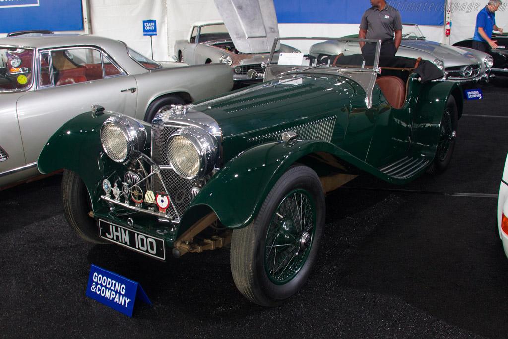 Jaguar SS 100 2.5-litre Roadster - Chassis: 49026   - 2017 Monterey Auctions